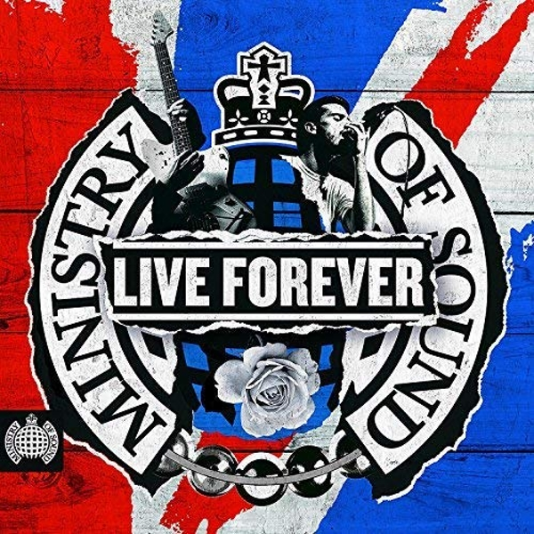 Ministry Of Sound - Live Forever CD