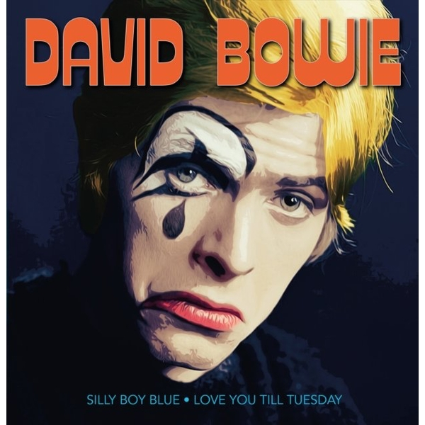 David Bowie - Silly Boy Blue / Love You Till Tuesday Picture Disc Vinyl