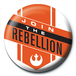 Star Wars - Join the Rebellion Badge - Image 2