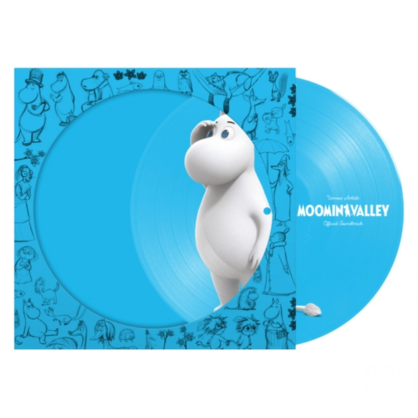 Various - MoominValley Official Soundtrack Blue Vinyl