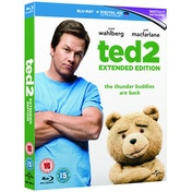 Ted 2 Steelbook Extended Edition Blu-Ray   Digital HD UV