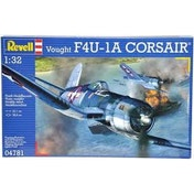 Vought F4U-1A Corsair 1:32 Revell Model Kit