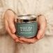 Sweet Pea & Violet (Pastel Collection) Tin Candle - Image 3
