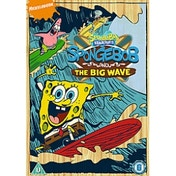 Spongebob Squarepants And The Big Wave DVD