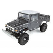 Team Associated CR12 Grey Toyota FJ45 Pick-Up RTR