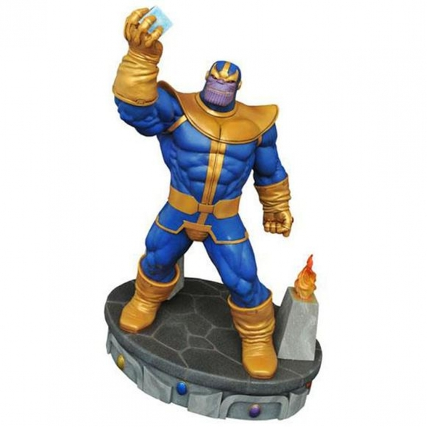 Marvel  Premier Collection Statue Thanos