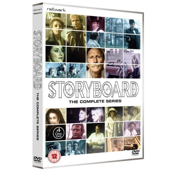 Storyboard - The Complete Series DVD