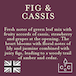 Fig & Cassis (Superstars Collection) Wax Melt - Image 3