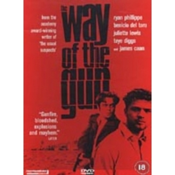 The Way Of The Gun DVD