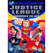 Justice League - Starcrossed The Movie DVD