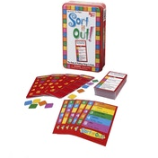 Sort it Out Game Travel Tin