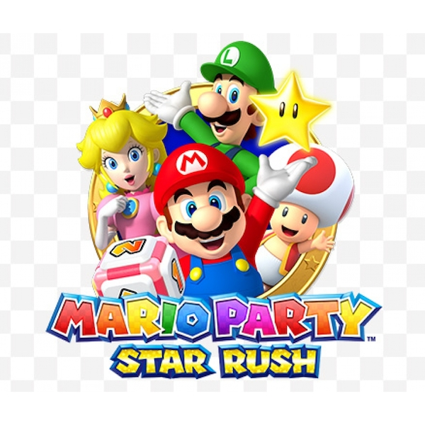 Mario Party Star Rush 3DS - Image 2