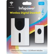 Infapower X019 Wireless Digital Doorbell