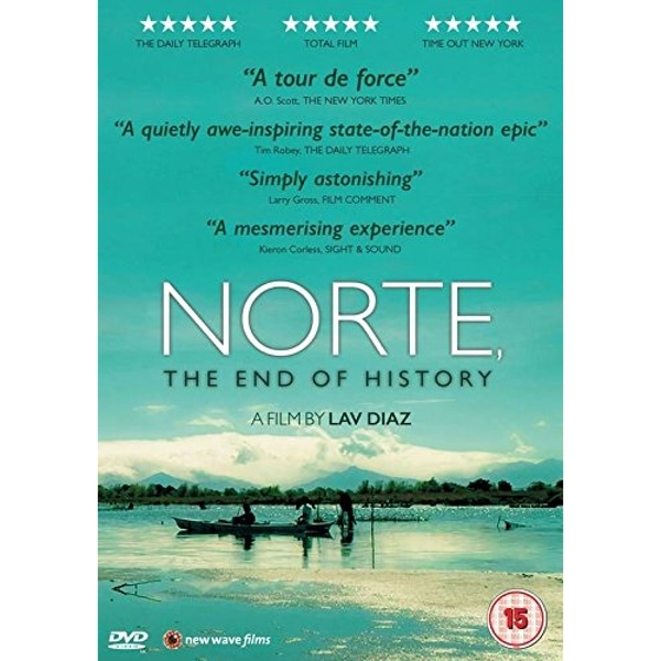 Norte The End Of History DVD