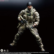 Medal of Honor Warfighter Play Arts Kai Tom Preacher