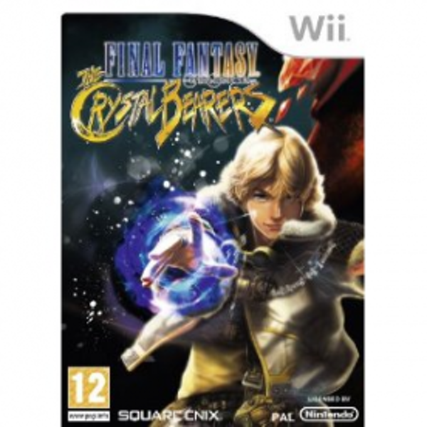 Final Fantasy Crystal Chronicles Crystal Bearers Game Wii