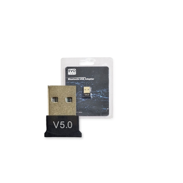 Image of Evo Labs Bluetooth 5.0 USB Adapter for PC or Laptop
