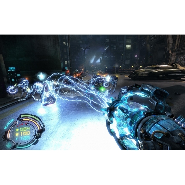 Hard Reset Extended Edition Game PC - Image 3