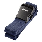Hama Luggage Strap, 5 x 200 cm, dark-blue
