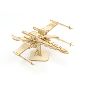 X-Wing (Star Wars) IncrediBuilds 3D Wood Model Kit
