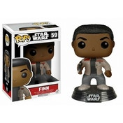 Finn (Star Wars) Funko Pop! Bobble-Head Vinyl Figure