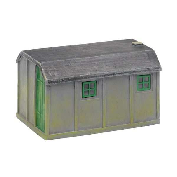 Hornby Concrete Plate Layers Hut Model