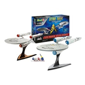 Star Trek Anniversary Gift Set Level 4 Revell Model Kit