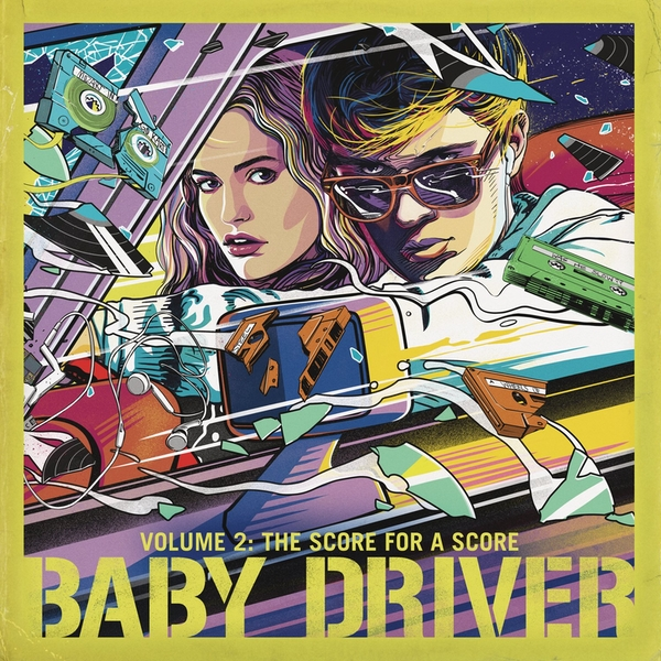 Various Artists - Baby Driver 2: The Score For A Score Vinyl