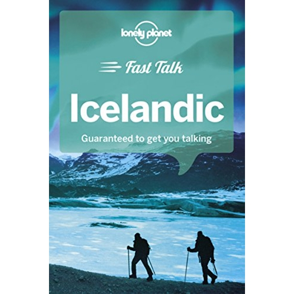 Lonely Planet Fast Talk Icelandic  Paperback / softback 2018