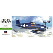 1:72 F6F-3/5 Hellcat Model Kit