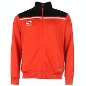 Sondico Precision Walk Out Jacket Youth 7-8 (SB) Red/Black