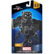 Ex-Display Black Panther Disney Infinity 3.0 (Marvel) Character Figure Used - Like New