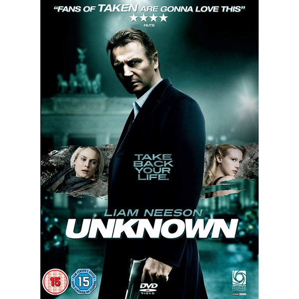 Unknown DVD