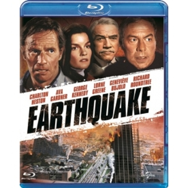 Earthquake Blu-Ray