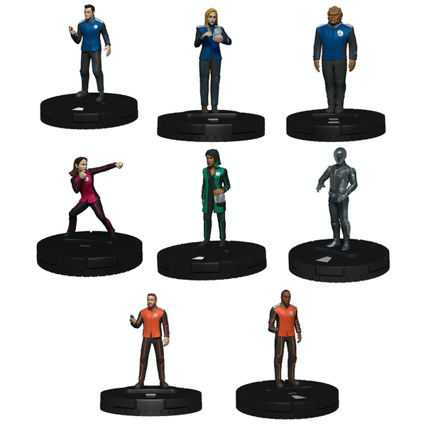 The Orville - HeroClix 2-Player Starter Set