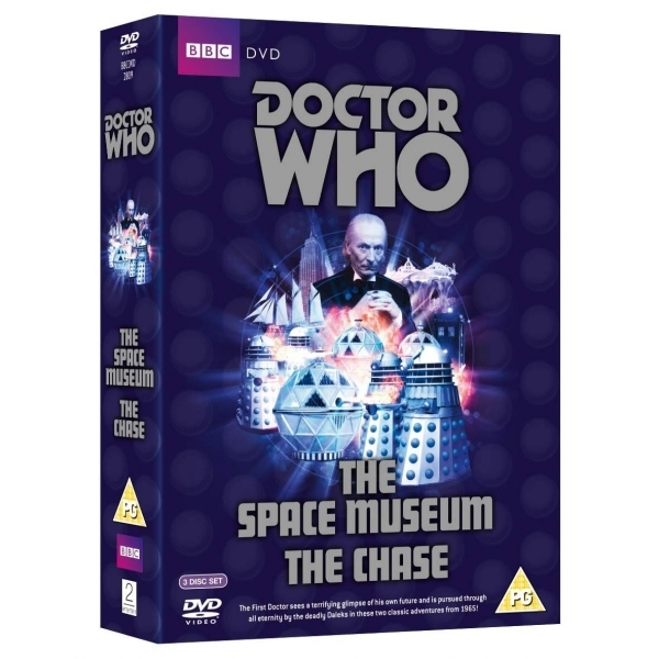 Doctor Who - The Space Museum / The Chase (1965) DVD
