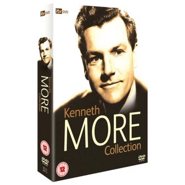 Kenneth More Collection DVD