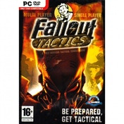 Fallout Tactics Game PC