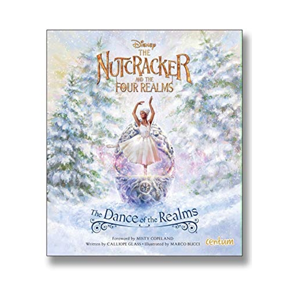 The Nutcracker and the Four Realms Deluxe Picture Book  Paperback / softback 2018