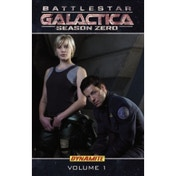 New Battlestar Galactica: Season Zero Volume 1
