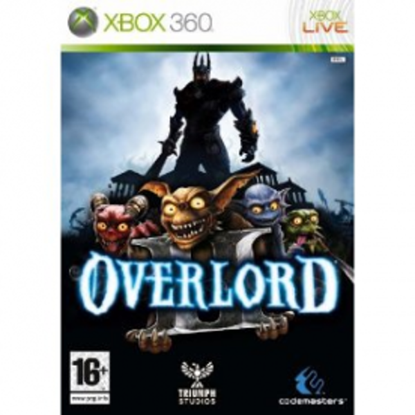 Overlord 2 Game Xbox 360