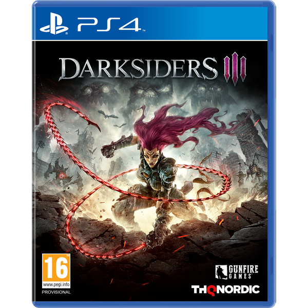 Darksiders III PS4 Game