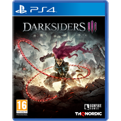 Darksiders III PS4 Game (Pre-Order Bonus DLC)
