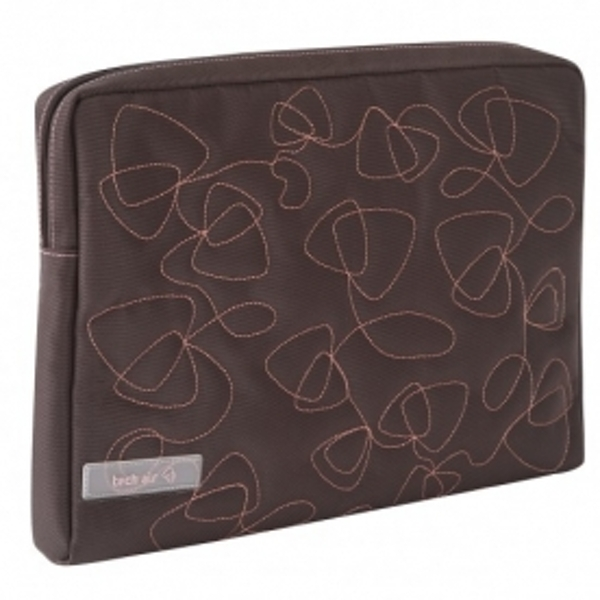 17.3 INCH slip case brown with pink detailing  life wnty TSC17V1