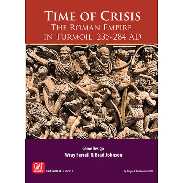Time Of Crisis Board Game