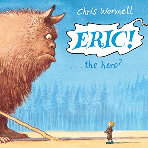 Eric! by Christopher Wormell (Paperback, 2013)