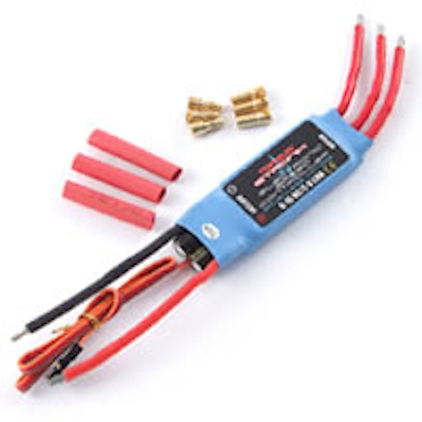Etronix 70A Brushless Flight (No Bec) Speed Control