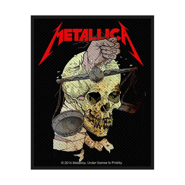 Metallica - Harvester of Sorrow Standard Patch
