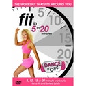 Fit In 5 To 20 Minutes: Dance It Off DVD