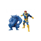Cyclops & Beast (X-Men 1992) Marvel 2 Pack Kotobukiya ArtFx Figure